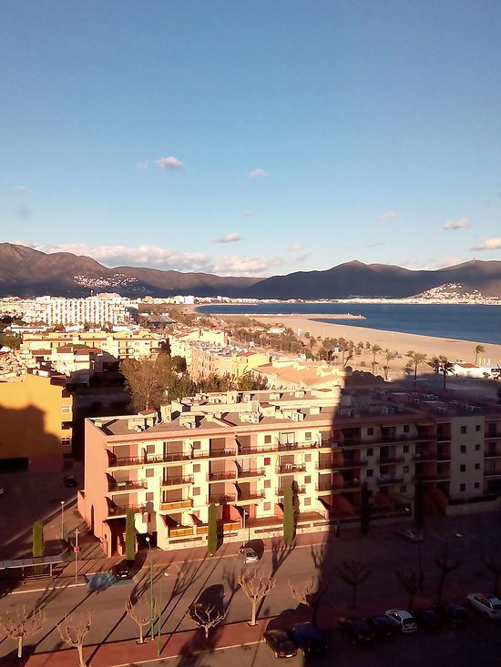 Studio for sale in first line of the sea in Empuriabrava