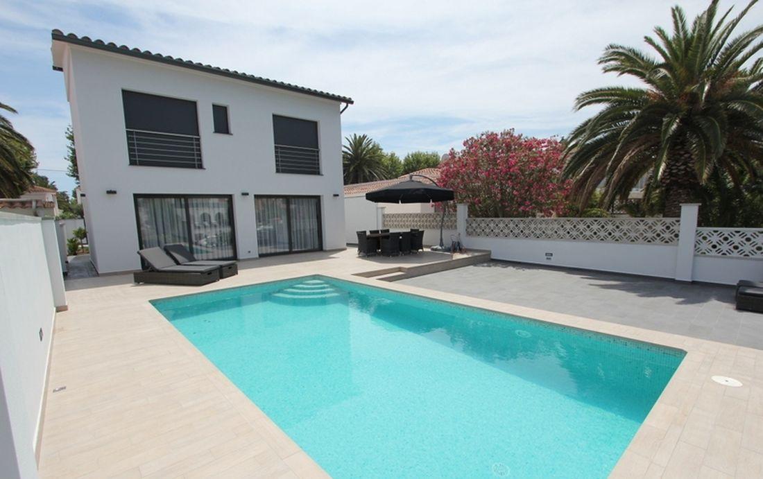location empuriabrava maison avec piscine ventana blog