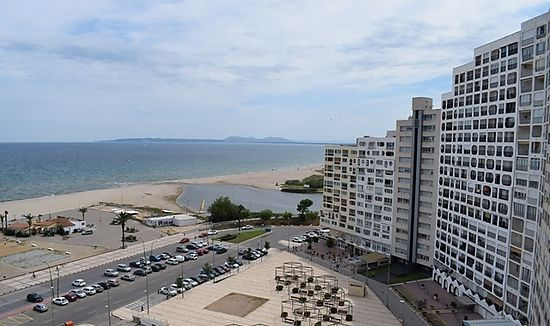 Empuriabrava, for sale, study with sea view