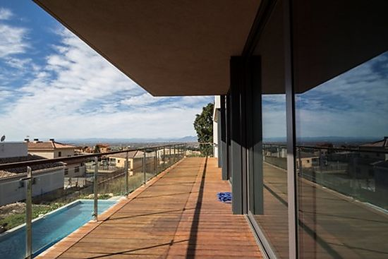 Palau, magnificient house for sale with view on Emporda Blacony with private pool