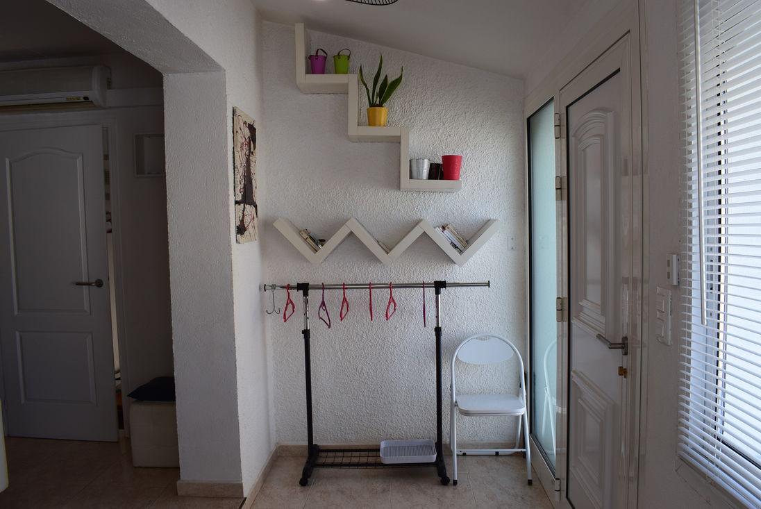 Empuriabrava, Maison à Louer , 3 Chambres, Jardin, Parking, Totalement  équipée Avec
