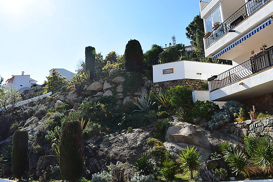 Rosas, for sale, apartment with magnificent view on the sea and moutain